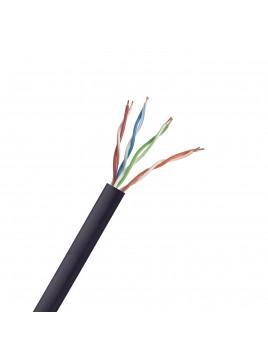 Kabel teleinformatyczny zewnętrzny żelowany UTP kat.5e 4x2xAWG24 NEXT