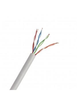 Kabel teleinformatyczny UTP kat.5e 4x2x0,56 CCA miedziowany /305m/ Next