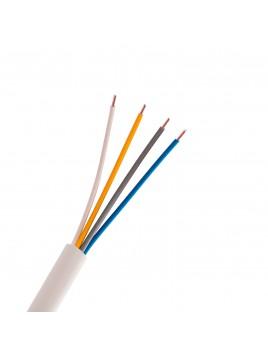 Przewód YTDY 4x0,5mm2 telekomunikacyjny miedziany