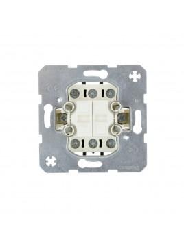 Mechanizm łącznika schodowego podwójnego 53333808 Berker