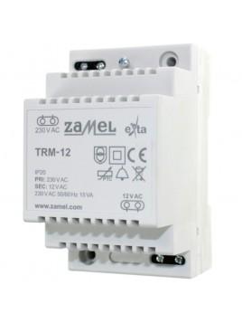 Transformator TRM-12 230/12V AC 15VA ZAMEL
