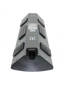Gniazdo meblowe 4x2P+Z INOX OR-AE-1340 ORNO