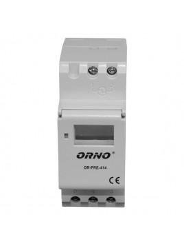 Programator czasowy elektroniczny OR-PRE-414 ORNO