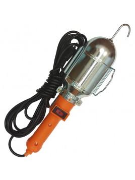 Lampa warsztatowa przenośna 60W E27 OR-NR-382E27 ORNO