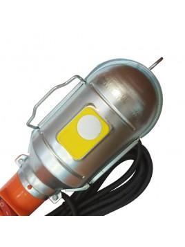 Lampa warsztatowa przenośna 60W E27 z magnesem OR-NR-381E27 ORNO