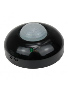 Czujnik ruchu PIR 360st czarny OR-CR-203/B ORNO
