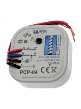 Przekaźnik czasowy PCP-04 230V AC ZAMEL