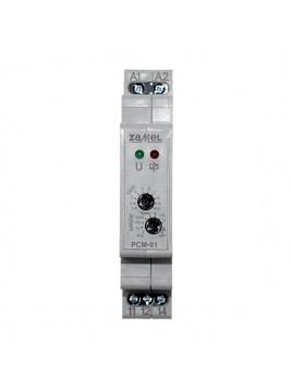 Przekaźnik czasowy PCM-01U 12-240V ZAMEL
