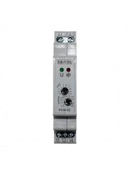 Przekaźnik czasowy PCM-02/U 12-230V ACDC Exta ZAMEL