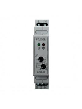 Przekaźnik czasowy PCM-02 230V AC ZAMEL