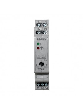 Wyłącznik zmierzchowy WZM-01 230V na szynę TH-35 ZAMEL