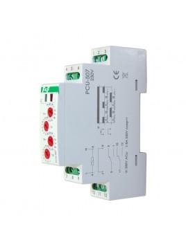 Przekaźnik czasowy PCU-507 230V F&F
