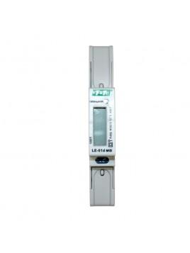 Licznik elektroniczny energii elektrycznej 1-fazowy LE-01d F&F