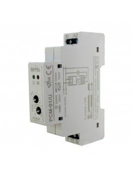 Przekaźnik czasowy PCM-01/U 12-240V Exta ZAMEL