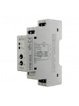 Przekaźnik priorytetowy PPM-05/8 230V AC ZAMEL