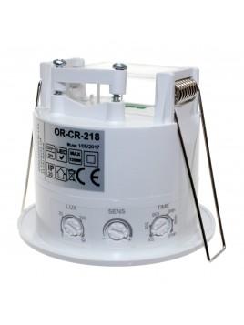 Czujnik ruchu mikrofalowy OR-CR-218 do sufitów podwieszanych ORNO