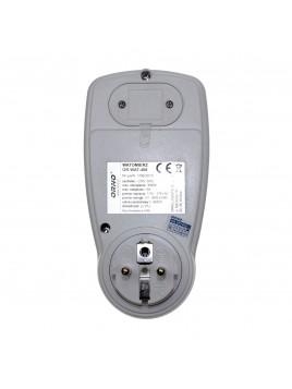 Watomierz dwutaryfowy, kalkulator energii OR-WAT-408 ORNO