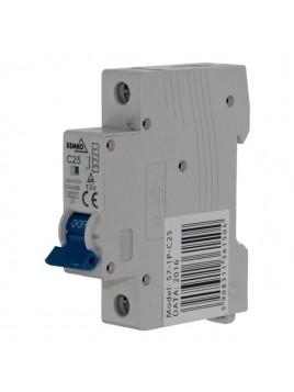 Wyłącznik nadprądowy 1P C 25A A00-S7-1P-C25