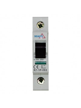 Rozłącznik izolacyjny 1P 63A A10-R7-1P-063