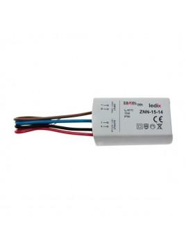 Zasilacz LED n/t 14V 15W ZNN-15-14 LEDIX ZAMEL