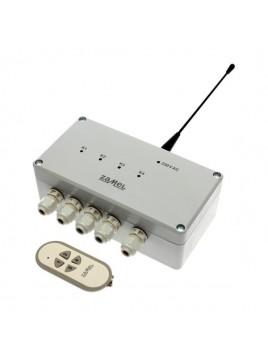 Radiowy wyłącznik sieciowy RWS-311C/Z ZAMEL