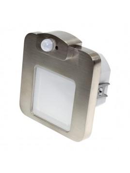 Oprawa LED MOZA p/t 230V PIR stal 01-222-22 LEDIX
