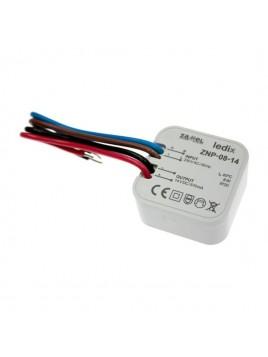 Zasilacz LED dopuszkowy 14V 8W ZNP-08-14 LEDIX ZAMEL