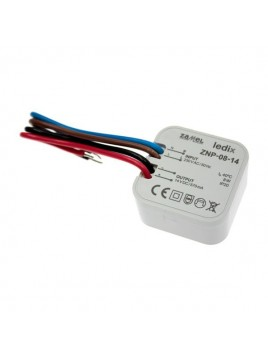 Zasilacz LED dopuszkowy 14V 8W ZNP-08-14 LEDIX