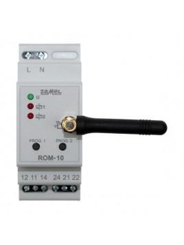 Radiowy odbiornik modułowy 2-kanałowy ROM-10 ZAMEL