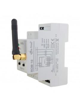 Radiowy odbiornik modułowy 2-kanałowy ROM-10 Exta Free ZAMEL