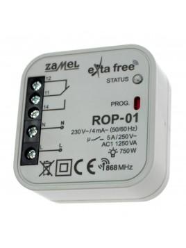 Zestaw sterowania bezprzewodowego do oświetlenia 1-kan. RZB-01 ZAMEL