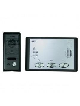Domofon EURA ADP-10A3 głośnomówiący, bezsłuchawkowy