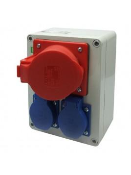 Rozdzielnica n/t RS-3 IP44 6203-01 Elektro-Plast Nasielsk