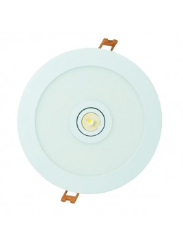 Oprawa LED downlight p/t 20W (15W + 5W) okrągła 4000K LIGHTECH