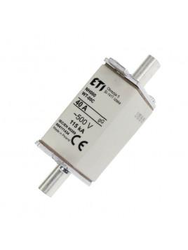 Bezpiecznik mocy WT-00 C 40A gL/gG Eti