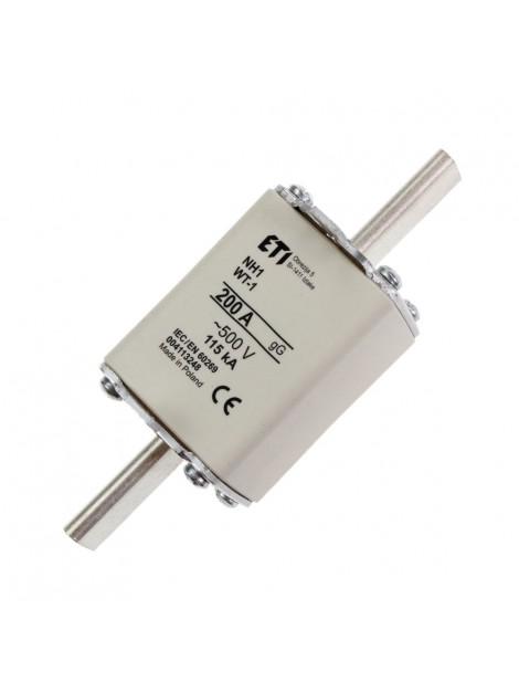 Bezpiecznik mocy WT-1 200A gL/gG Eti