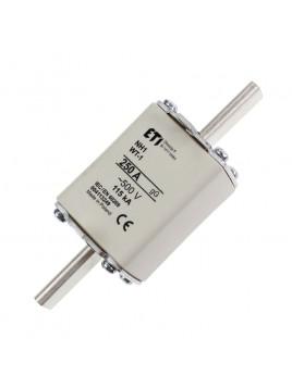 Bezpiecznik mocy WT-1 250A gL/gG Eti
