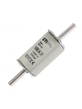 Bezpiecznik mocy WT-1 C 100A gL/gG Eti