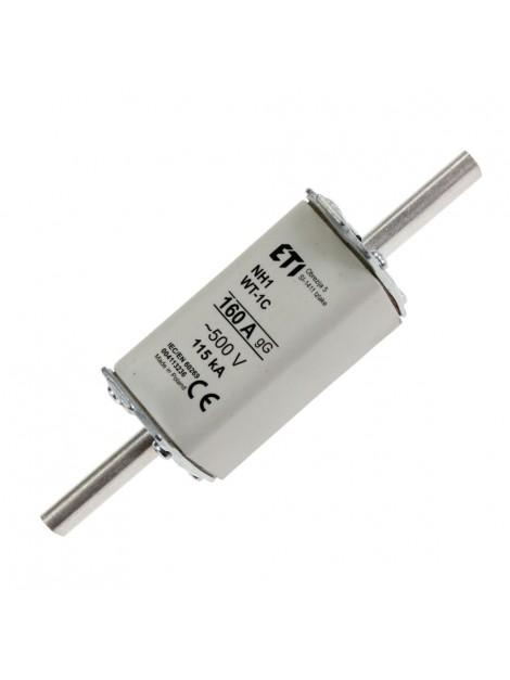 Bezpiecznik mocy WT-1 C 160A gL/gG Eti