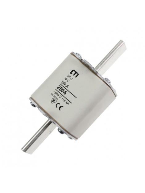 Bezpiecznik mocy WT-2 250A gL/gG Eti