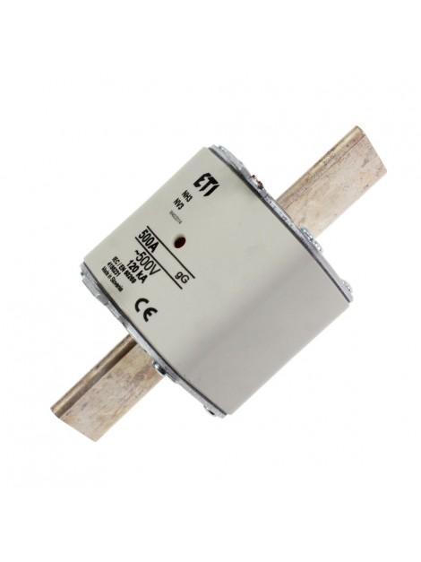 Bezpiecznik mocy WT-3 500A gL/gG004186231 Eti
