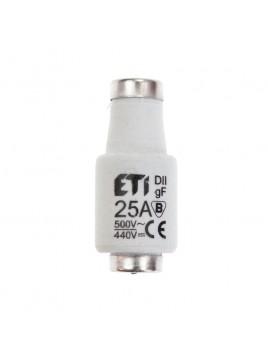 Wkładka topikowa WTS- 25A DII gF Eti