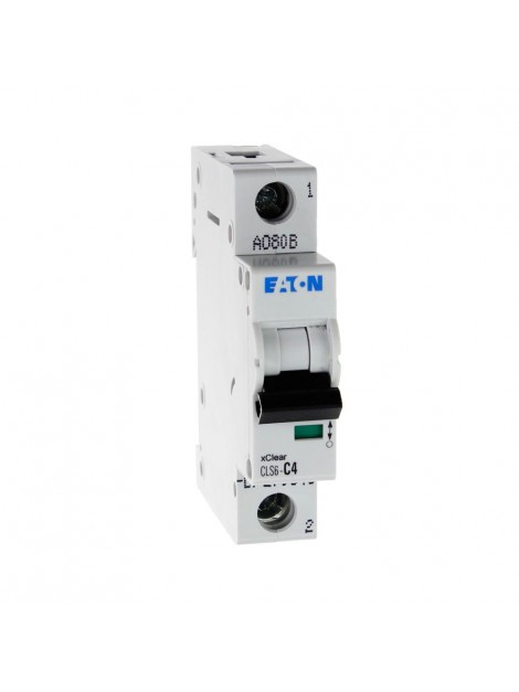 Wyłącznik nadprądowy 1P CLS6 C 4A 6kA AC 270348 Eaton Electric