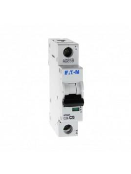 Wyłącznik nadprądowy 1P CLS6 C 20A 6kA AC 270353 Eaton Electric