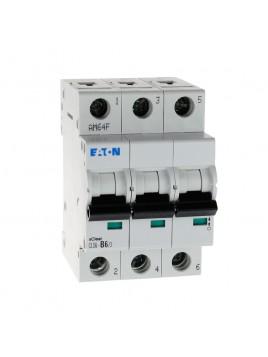 Wyłącznik nadprądowy 3P CLS6 B 6A 6kA AC 270405 Eaton Electric