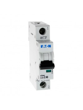 Wyłącznik nadprądowy 1P CLS6 C 40A 6kA AC 270356 Eaton Electric