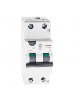 Wyłącznik różnicowo-prądowy 16A 0,03A 2P DM60C16/030 609841 Redline GE
