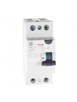 Wyłącznik różnicowoprądowy 40A 0,03A 2P BDC240/030 607126 Redline GE