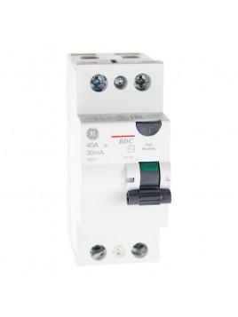 Wyłącznik różnicowo-prądowy 25A 0,03A 2P BDC225/030 607125 Redline GE