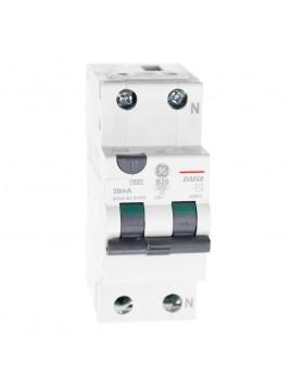 Wyłącznik różnicowo-nadprądowy 20A 0,03A 2P DM60B20/030 609811 Redline GE